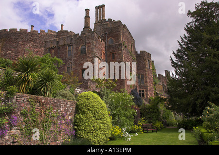 Berkeley Castle, Gloucestershire, England - Stock Photo