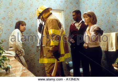 There s Something About Mary Year 1998 Directors Bobby and Peter Farrelly Keith David Ben Stiller Markie Post - Stock Photo