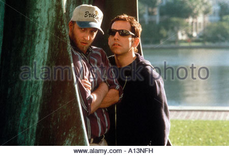 There s Something About Mary Year 1998 Directors Bobby and Peter Farrelly Chris Elliot Ben Stiller - Stock Photo