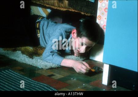 Ratcatcher Year 1999 Director Lynne Ramsay William Eadie - Stock Photo
