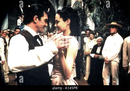 Original sin Year 2001 Director Michael Cristofer Angelina Jolie Antonio Banderas - Stock Photo