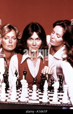Charlie s Angels Year 1976 1981 Farrah Fawcett Jaclyn Smith Kate Jackson - Stock Photo