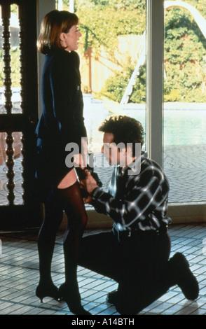 Flirting with Disaster Year 1996 Director David O Russell Ben Stiller Téa Leoni - Stock Photo