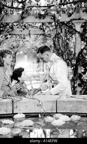 Anna Karenina Year 1935 Director Clarence Brown Greta Garbo Fredric March Freddie Bartholomew Based on the book - Stock Photo