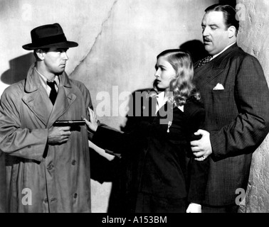 This Gun For Hire Year 1942 Director Frank Tuttle Veronica Lake Alan Ladd Robert Preston Based upon Graham Greene - Stock Photo