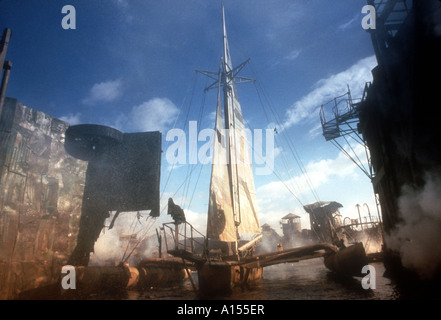 Waterworld Year 1995 Director kevin Reynolds - Stock Photo