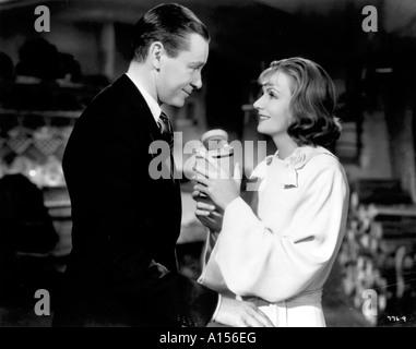 The Painted Veil Year 1934 Director Richard Boleslawski Greta Garbo Herbert Marshall Based upon Somerset Maugham - Stock Photo