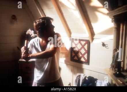 Arachnophobia Year 1990 Director Frank Marshall Jeff Daniels - Stock Photo