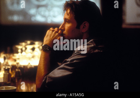 The X Files The Movie Year 1998 Director Rob Bowman David Duchovny - Stock Photo