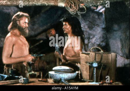 Las Aventuras de Robinson Crusoe Year 1954 Director Luis Bunuel Dan O Herlihy Based upon Daniel Defoe s novel - Stock Photo