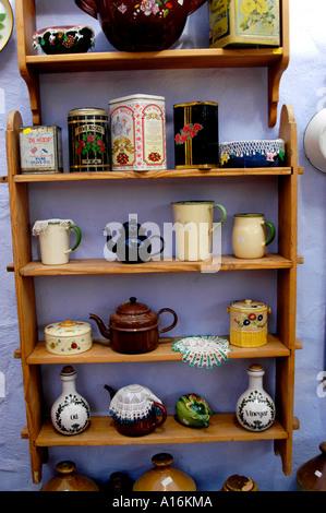 South Africa Stellenbosch  Oom Samie Winkel Shop - Stock Photo