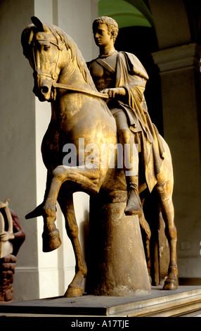 Naples Archaeological Museum Italy Italian - Stock Photo