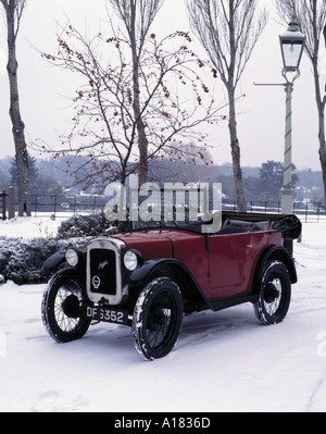 1928 Austin 7 Chummy - Stock Photo