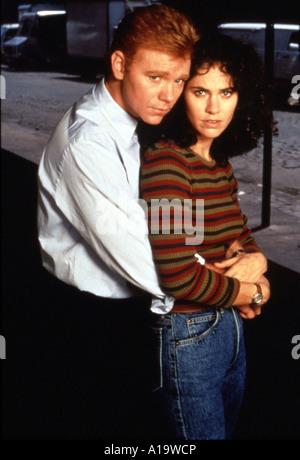 NYPD Blue TV Series Year 1993 2005 David Caruso - Stock Photo