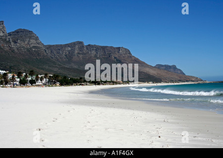Camps Bay, Cape Town - Stock Photo