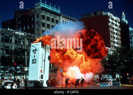 Blown Away Year 1994 Director Stephen Hopkins - Stock Photo