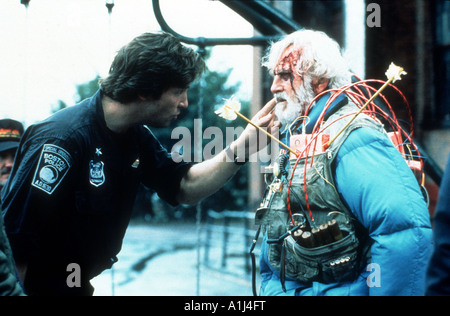 Blown Away Year 1994 Director Stephen Hopkins Jeff Bridges Lloyd Bridges - Stock Photo