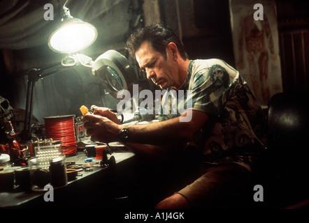 Blown Away Year 1994 Director Stephen Hopkins Tommy Lee Jones - Stock Photo