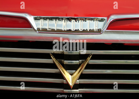 1958 plymouth fury car christine 1983 stock photo for American classic usa