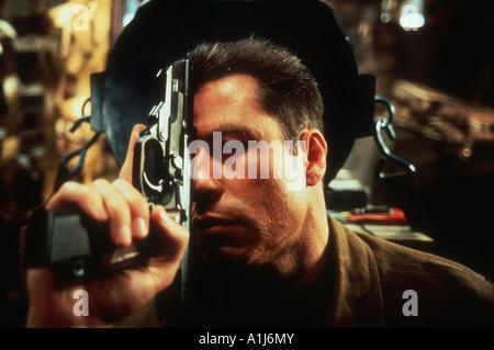 Broken Arrow Year 1996 Director John Woo John Travolta - Stock Photo