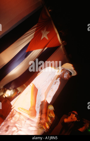 Havana Cuba The annual rap festival in Alamar on the eastern outskirts of the city - Stock Photo