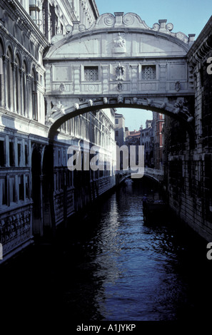 The Bridge of Sighs Venice, Puente de los Suspiros, Venecia