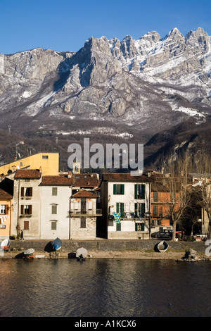 Lecco - Pescarenico - Stock Photo
