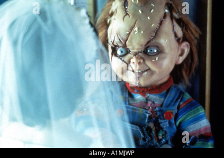 Bride of Chucky Year 1998 Director Ronny Yu - Stock Photo