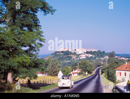 FRANCE AQUITAINE LOT ET GARONNE TOURNON D AGENAIS - Stock Photo