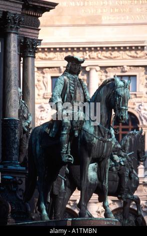 Museum of Fine Arts  Vienna Austria - Stock Photo