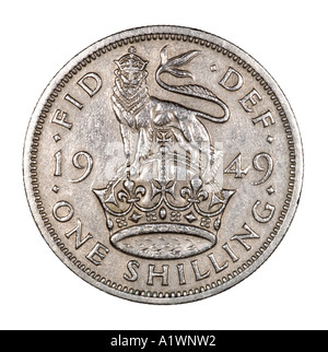 King George VI Reg fid def pre decimal 3 three thrupence
