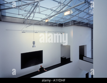 'Van Abbe' Museum, Eindhoven, The Netherlands. - Stock Photo