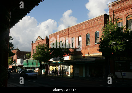 Chinatown Honolulu Oahu Hawaii - Stock Photo