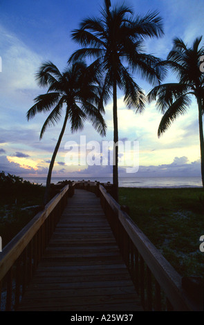 Sanibel Island Florida - Stock Photo