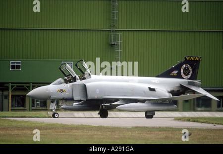 McDonnell Douglas Phantom FGR2  Registration Serial XV423.   GAV 2107-208 - Stock Photo