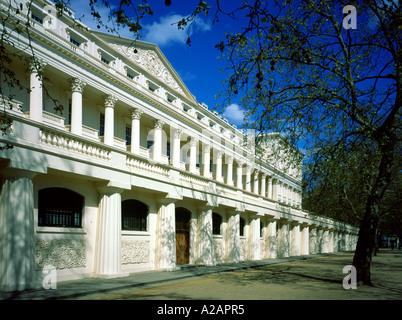 Terrace of regency houses by john nash st andrews place for 114 the terrace st john house