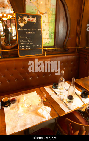 An empty bar inside the art nouveau municipal house in for Html table inside th