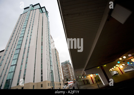 The new Orion Building in Birmingham city centre - Stock Photo