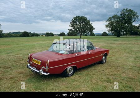 Rover 3500 P6 - Stock Photo