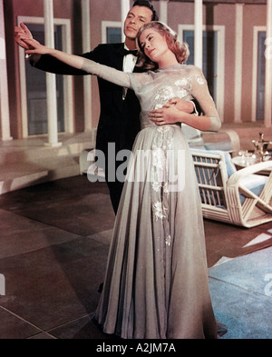 HIGH SOCIETY 1956 film musical with Grace Kelly and Frank Sinatra - Stock Photo
