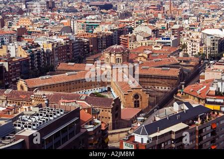 Modelo prison Barcelona Spain - Stock Photo