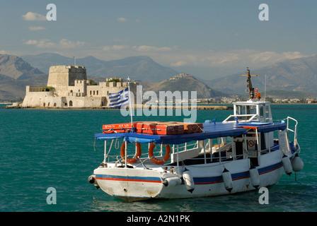 Bay of Argos, Greece - Stock Photo