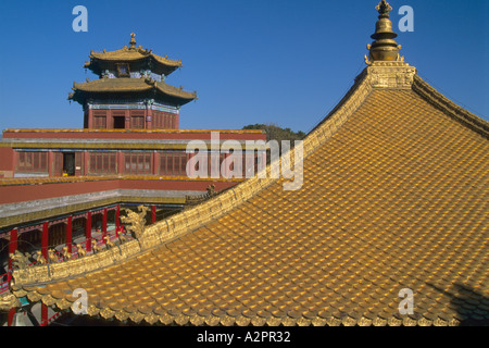 China Hebei Chengde Potaraka Doctrine Temple - Stock Photo