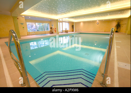 Swimming Pool Pool Water Lights Reflection Night Stock Photo Royalty Free Image 56990140 Alamy
