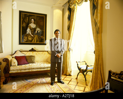 atef mankarios president of rosewood rosewood runs lanesborough hotel - Stock Photo