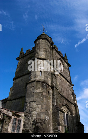 St Peters Church Shaftesbury England - Stock Photo
