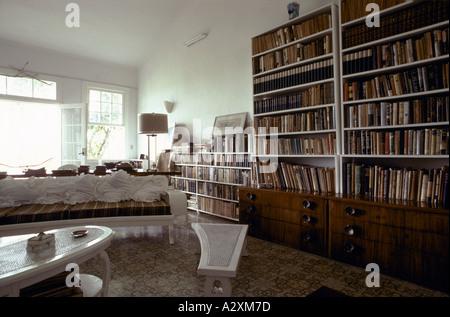 Ernest Hemingway's home in cuba - Stock Photo