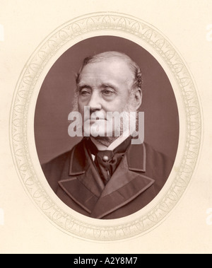 Sir Rutherford Alcock - Stock Photo