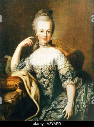 Marie Antoinette Meytens - Stock Photo