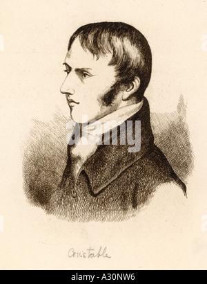 John Constable Anon Eng - Stock Photo